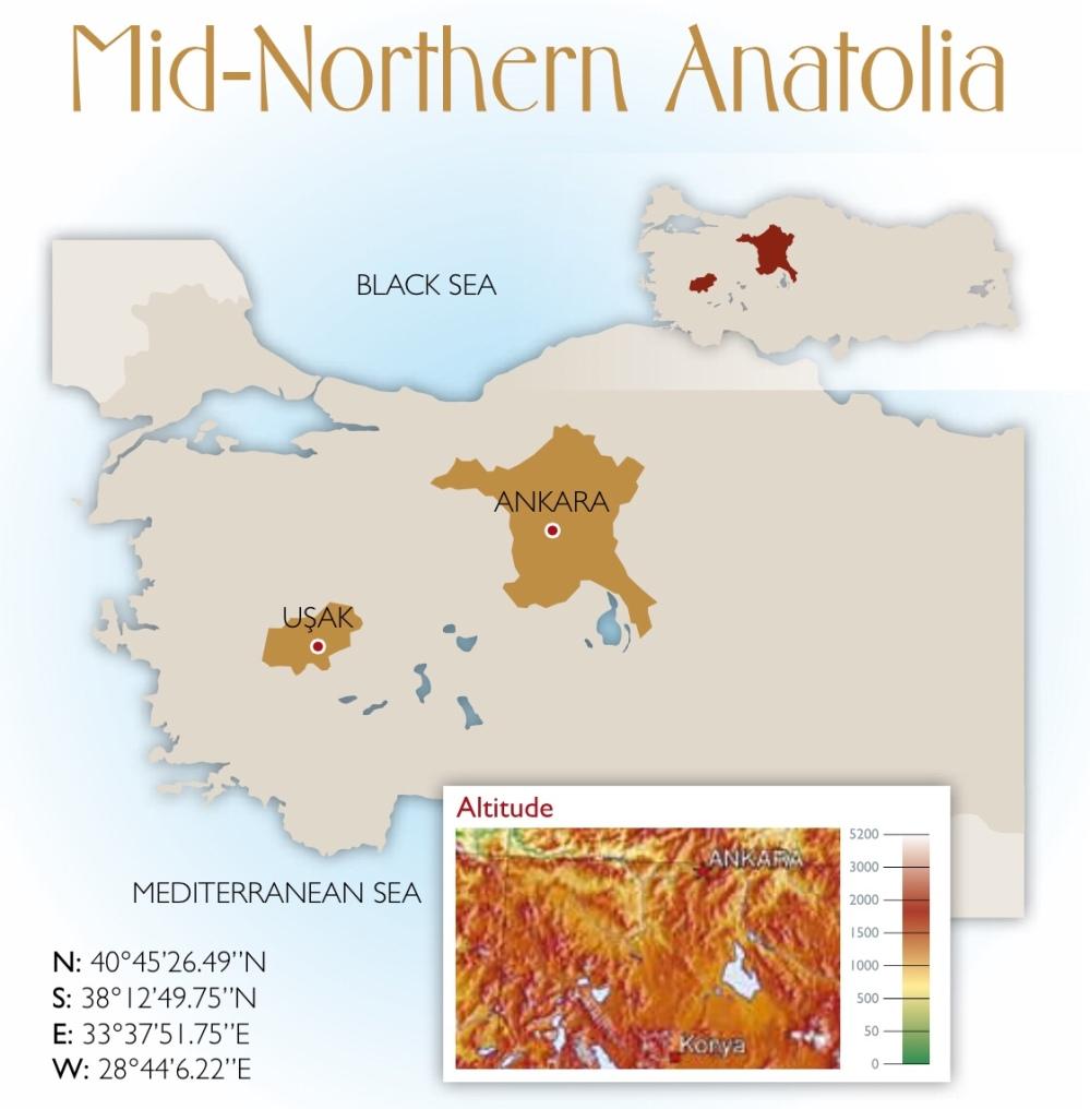 Mid-Northern Anatolia