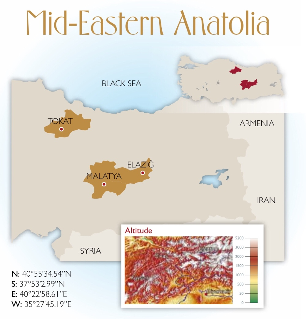 Mid-Eastern Anatolia