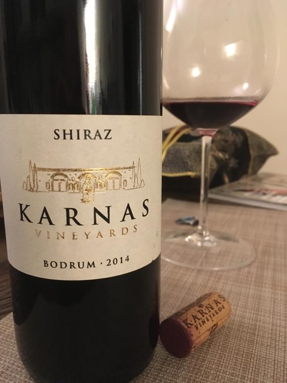 Karnas Shiraz 2014 �C Turkish wine is fantastic580 x 773 jpeg 155kB