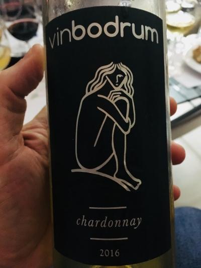 Vinbodrum Chardonnay 2016